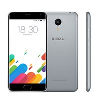 Wholesale 4G LTE MEIZU Metal GB GB Bit Octa Core MTK6795 GHz inch FHD Android MP Camera Dual Nano SIM Card Smartphone