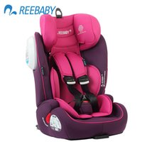 Wholesale 968 car child safety seat ISOFIX interface in September year old reebaby3C certified baby