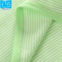 Wholesale M Baby Clothes Cotton Long Sleeve Unisex Striped Blouse BB002 Color