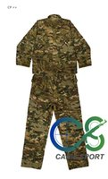 Wholesale new arrival tactical BDU set for hunting and shooting has multi colors with good quality CL34