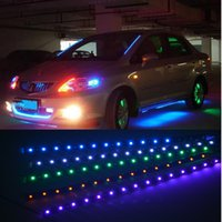 Wholesale 3 W lm SMD LED Waterproof Car Decorative Lamp Strip