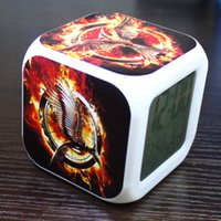 alarm clock noises - Factory New Hunger Games ridicule birds flag colorful color lazy colorful mood alarm clock Hot