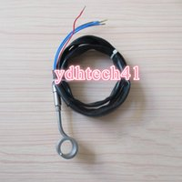 silicone flexible heater - Coil Heater I D quot Height quot V250W Hot Runner Heater with Black Flexible Silicone Sleeve
