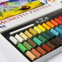 Wholesale Painting Crayons Soft Pastel Colors Set Art Drawing Set Chalk Hair Color Crayon Brush Stationery for Students