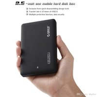 Wholesale ORICO US3 HDD External Enclosure Tool free inch USB Hard Drive Disk Box SSD Case for mm mm quot SATA HDD A5