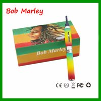 Wholesale 2015 Bob Marley Kit Luxury Box Kit With Herbal Atomizer Bob Marley in Vaporizer Dry Herb Tank shisha E Cig Kit