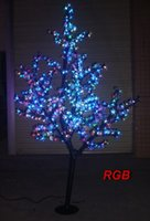 1.5M led cherry tree - 2pcs ctn m LED Christmas Tree LED Cherry Blossom Tree lights for Outdoor use