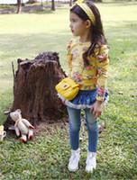 animal cargo shorts - Kids Trousers Baby Leggings Shorts Girl Summer Leggings Tights Summer Fashion Children Toddler Baby Kids Denim Brand Jeans Skirt Kids Pants
