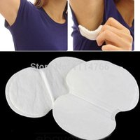 Wholesale 1Set Underarm Dress Clothing Sweat Perspiration Pads Shield Absorbing Healthy And Beauty short long uhqE