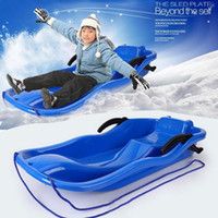 best sleds - 2014 Christmas popular Snow sled grass skiing skate ship snowboard Best present for children kids and family Thickened big size