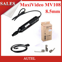 Wholesale Autel MaxiVideo MV108 Digital Videoscope inspection camera mm Dia Imager Head Inspection Autel MV108 Code Scanner with Fast Shipping