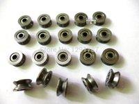 Wholesale 30pcs VV V Groove Sealed Ball Bearings Vgroove X X mm mm deep