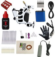 Cheap 1 Gun tattoo machine Best Beginner Kit  tattoo gun