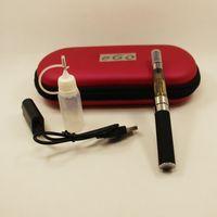 Cheap Electronic cigarettes rechargeable ego vaporizer pens ego ce4 starter kit vape smoking pipe e-cig 650 900 1100mah wholesale