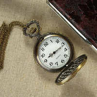 Wholesale New World of Warcraft necklace pendants jewelry women and man fashion necklaces Pocket Watches WOW watch HX