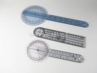 Wholesale 3pcs Prestige Medical GONIOMETER PROTRACTOR Spinal Goniometer inch inch inch
