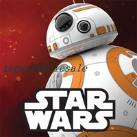 Wholesale Hot Sale Star Wars Force Awakens BB DROID Toys Sphero BB IOS Android Compatible Bluetooth Smart Robots Action Figures