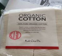 Wholesale Japanese organic cotton Koh Gen Do RDA Wicks japanese cotton fabric puff japan cotton wick pads For RBA RDA kayfun v4 E cigarette