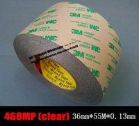 Wholesale mm M mm M mp mp Adhesive Two Sides Transparent Glue Sticker Tape Hi Temp Resist for Laptop Tablet Metal PCB