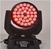 Wholesale LED Moving Head Wash Light W RGBW in1LED Moving Head Zoom Wash Light