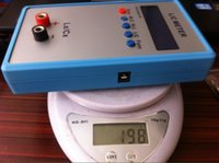 Wholesale Freeshipping L C meter Handheld LC200A Inductance Capacitance Meter LC200A
