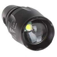 Wholesale UltraFire CREE XML T6 Lumen Zoomable LED Flashlight Torch Mode Super Bright Flash Light