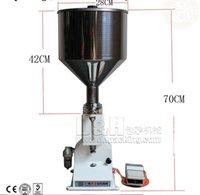 Wholesale Pneumatic Cosmetic Filling Machine