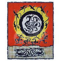 batik wall hangings - Batik painting batik wall hanging pouch tile end joojak cm