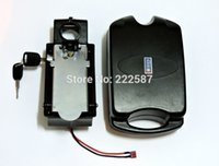 Wholesale Great performance v Electric bike battery scooter V AH Li ion Battery with Case BMS and US EU Charger times cycles