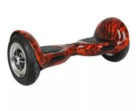 big electric scooter - New Arrivel inch big tire mini smart two Wheel self balance Electric Scooter Skateboard Adult Electronic unicycle with LED light