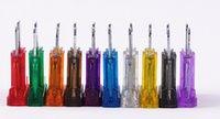 Wholesale set Auto Fuse Pieces Middle Size Car Fuse Insurance Piece A Colors