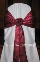 Wholesale satin sash GSM satin fabric various colour high quality DHL door to door fast delivery