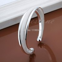belle cuffs - A25 hot selling Hot Argent Belle Mode Mesh Cuff Bracelet