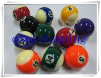Wholesale 32pcs DHL High quality Low shipping cost Pool Billiard snooker table cue ball mm quot