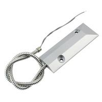 Interruptor magnético Sistema de Alerta de alarma de ladrón de la seguridad casera Nueva-55SpecialWired ASR ventana de la puerta del <b>sensor</b> para la laminación en la puerta del obturador F4251D