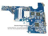 amd ati video - for HP G62 Laptop Motherboard AMD motherboard NON integrated ATI Video DDR3 Tested shipping off