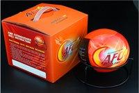 Precio de Fire extinguisher-Envío 1pc Nueva productos secos bola de fuego en polvo extintor químico automático 2015 nuevos calientes