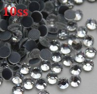 Wholesale 1440pcs Crystal Hot Fix Rhinestones SS mm gross