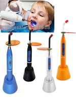 Wholesale Dental W Wireless Cordless LED Curing Light Lamp mw Colors