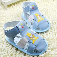Wholesale New Arrival Summer Baby Shoes sandals Infant Mary Jane Soft Sole Brand girl princess Shoes sapatos Year First Walkers dandys
