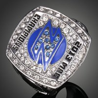 american university size - 2013 Basketball size Champions Championship Ring Sliver Plated For Men Luis Weil University Ring