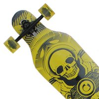Wholesale AOXUE top configuration skateboards layers of Maple Skateboard Longboard downhill penny longboard
