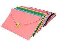 2015 venta caliente monedero de la cadena del embrague del sobre de las mujeres de señora Handbag Tote hombro bolso de mano del envío libre