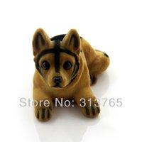Wholesale Lovely Car Nodding Shepherd Dog Doll Shakes His Head Shaking Dog For Car Decoration Furnishing Articles