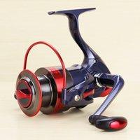 daiwa fishing reels - AM1000 AM7000 Daiwa Pesca Golden Reel Spinning Fishing Reel Fixed Spool Reel Coil Fish Fishing wheel BB L102