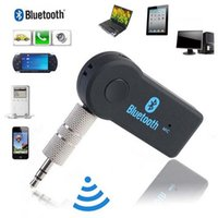 aux amp - Car Aux RCA HiFi AMP Bluetooth Music Receiver Dongle A2DP For iPhone Galaxy