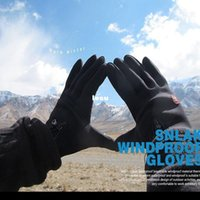Wholesale New Arrive Winter sport wind stopper waterproof ski gloves warm riding glove Motorcycle gloves