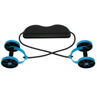 Wholesale High Quality Double AB Roller AB Wheel Fitness Abdominal Exercises Equipment Lightweight Abdominal Waist Slimming Equipment