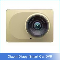 android camera zoom - Original Xiaomi Xiaoyi Smart Car DVR WiFi Camera Degree Dash Cam P fps Inch H for Android IOS