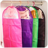 beautiful wedding dresses for cheap - Beautiful Dust Bag For Clothes Fresh Color Bridal Accessories Wedding Dresses Cheap Price Dust Cover Travel Storage for dresses